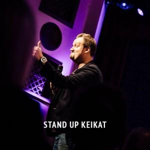 Stand up keikat