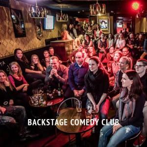 Backstage Comedy Club