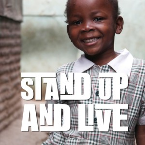 Stand Up And Live