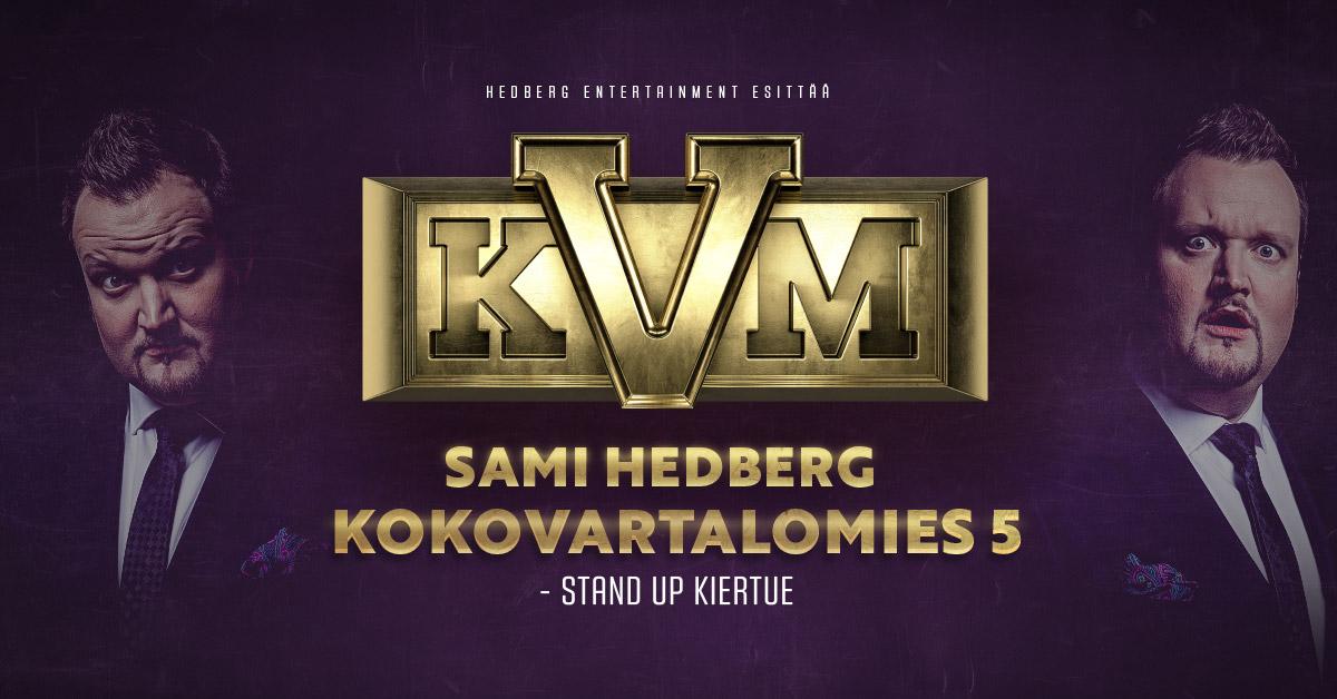 Sami Hedberg – Kokovartalomies 5